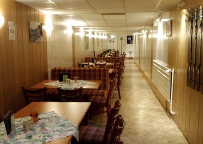 Gaststätte Oedinger - Räumchen mit Gang